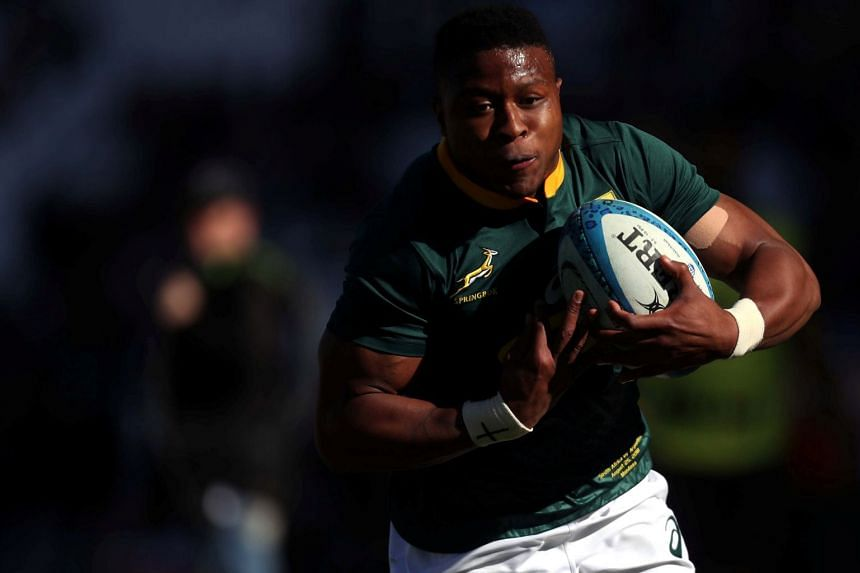 It was the first loss by the All Blacks to the Springboks in New Zealand since 2009 and kept the southern hemisphere championship alive until at least the fifth round of games in two weeks' time.