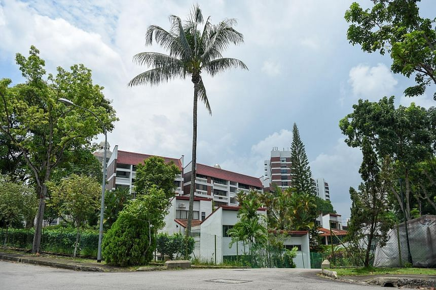 Horizon Towers (left) and Faber Garden are among the 50 collective saleprojects that closed their tenders without a buyer this year. Land acquisition costs have soared for developers since the cooling measures.