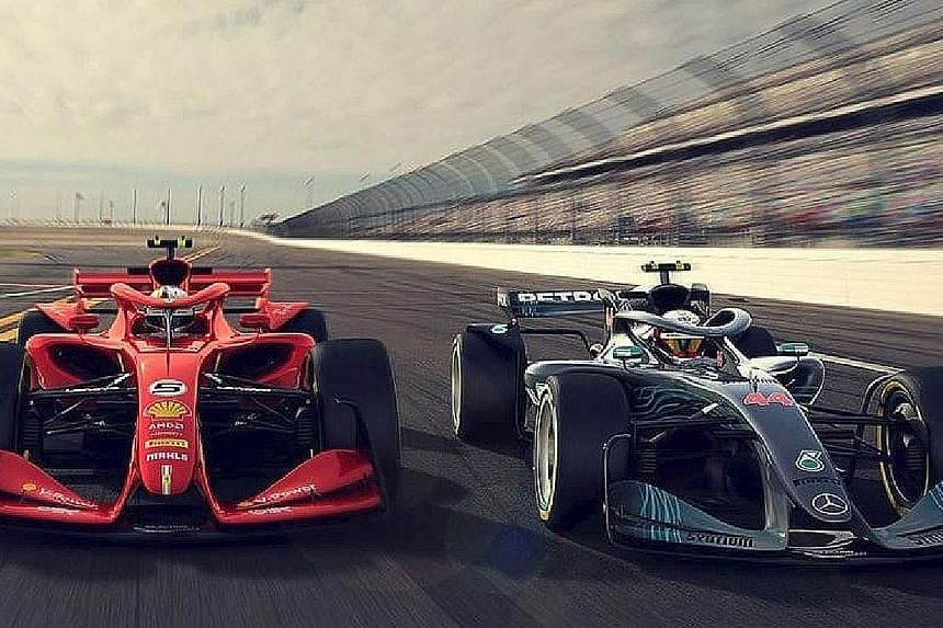 Formula One's 2021 concept cars (above) were unveiled on Friday. According to a Forbes report in April, Ferrari were the biggest spenders in 2016 with costs up to £464 million that year, followed by Mercedes (£402 million), Renault (£318.5 million