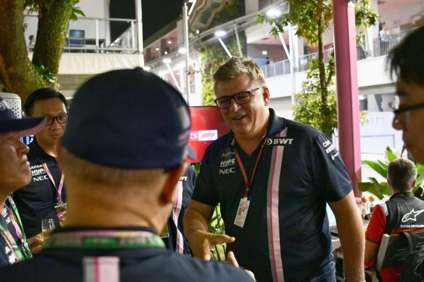 Force India chief executive officer and team principal Otmar Szafnauer revealed just how bleak the picture was in July when the team nearly had to wind up in the face of pressure from creditors.