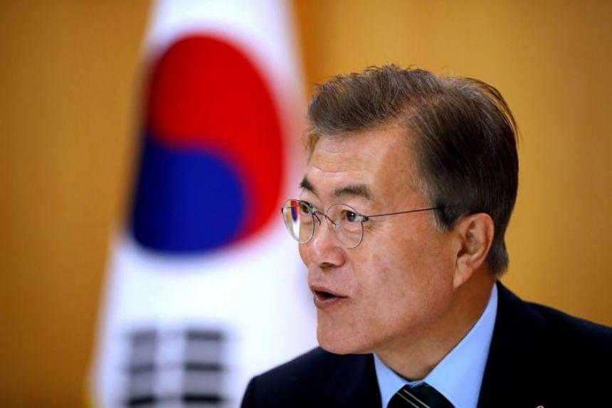 South Korean President Moon Jae-in was instrumental in brokering the historic summit between US President Donald Trump and North Korean leader Kim Jong Un in Singapore in June.