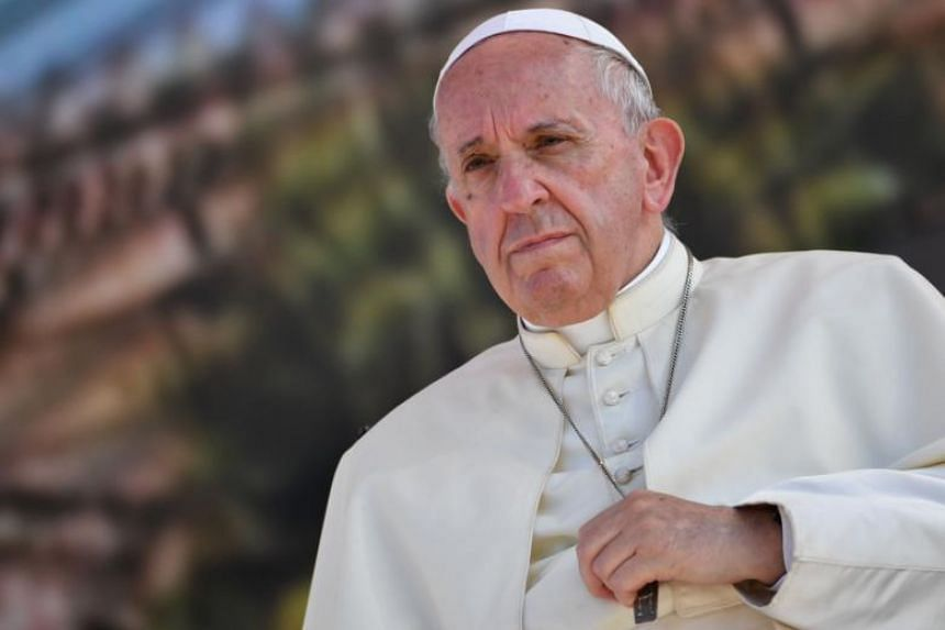 Pope Francis' announcement comes as Chilean police raid church offices throughout the Andean nation looking for new cases of sexual abuse or evidence that church officials concealed abuse from authorities.