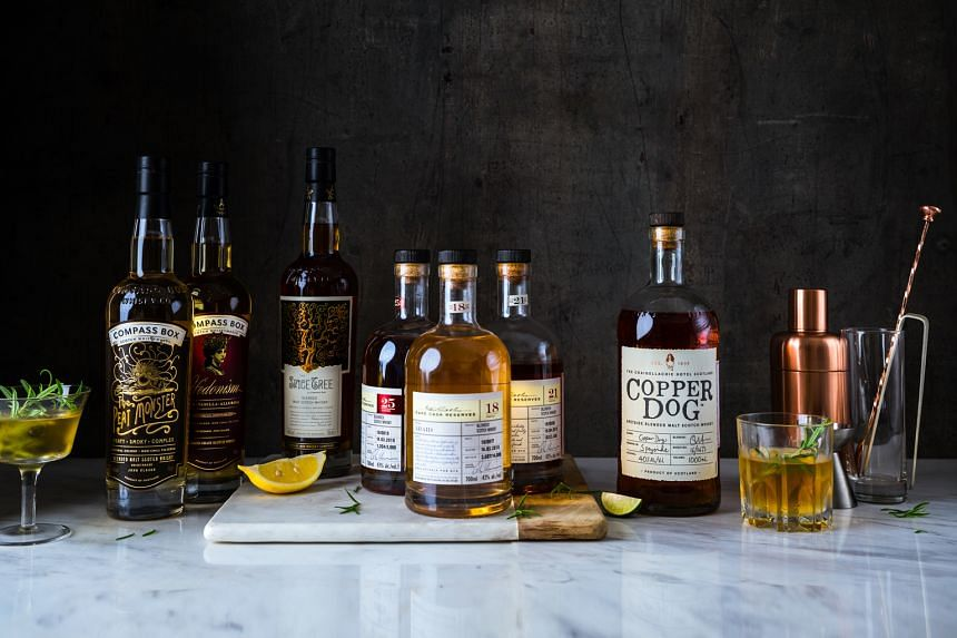 These whiskys will be showcased as part of the inaugural DFS Craft Festival, held at Changi Airport's departure and arrival terminals.