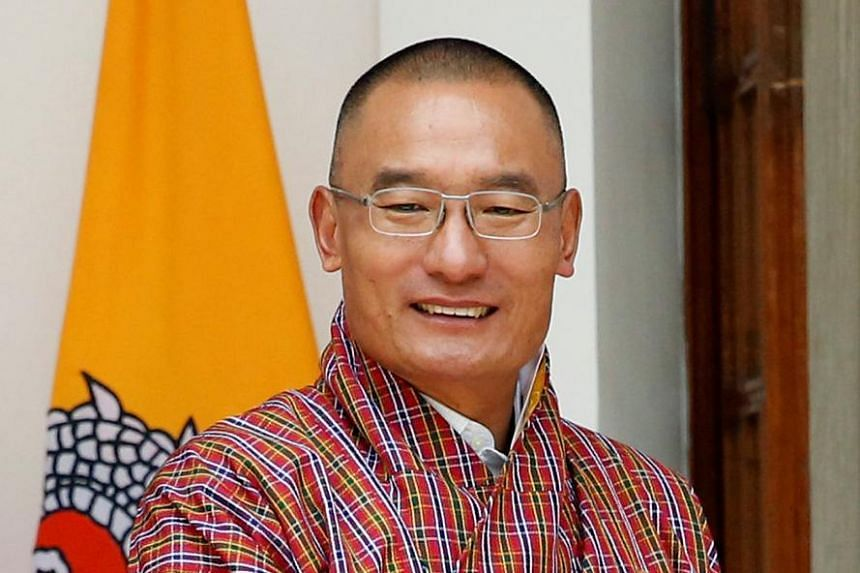 Bhutan's Prime Minister Tshering Tobgay was seeking a second term in the poll but fell short of two rival parties.