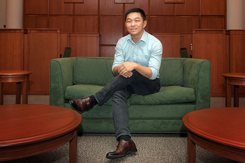 Since taking office as Speaker last year, Mr Tan Chuan-Jin has stepped up efforts to demystify Parliament, including starting an official Facebook page for Parliament to provide updates on sittings, and launching a Speaker's blog to share thoughts on
