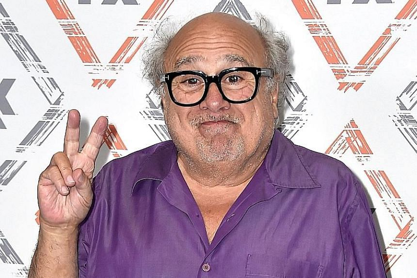 Danny DeVito plays the father of the twin owners of Paddy's Pub in It's Always Sunny In Philadelphia, which has entered its 13th season.