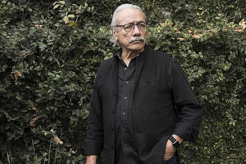 Mexican-American actor Edward James Olmos has starred in roles that draw attention to the obstacles that modern Latino citizens face when they try to assimilate into American society.
