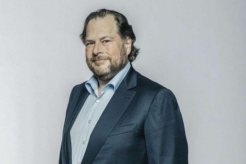 Mr Marc Benioff, the billionaire co-founder of the San Francisco software company Salesforce, is the new owner of Time magazine.