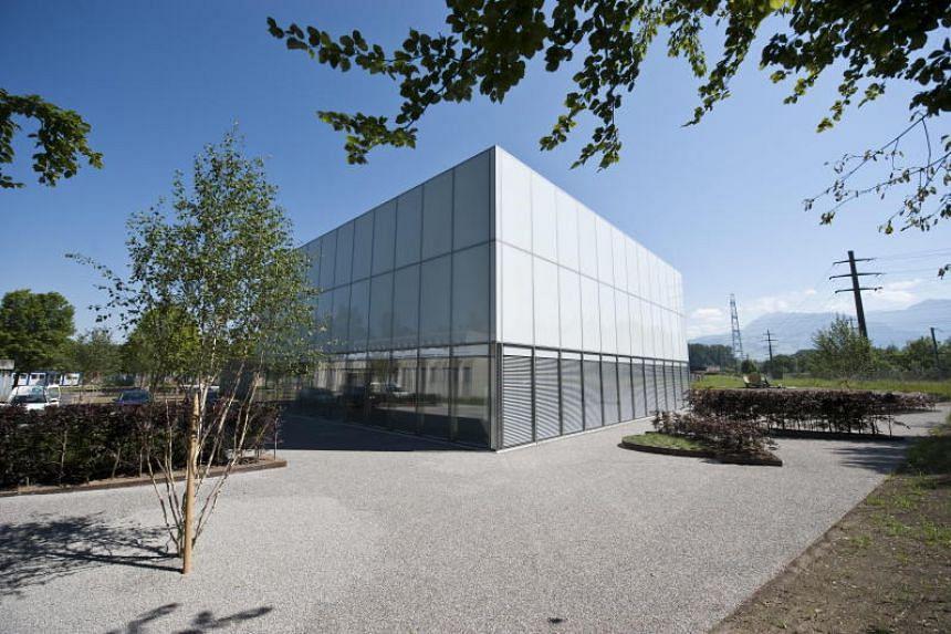 The Spiez laboratory in Spiez, Switzerland, on June 24, 2010.