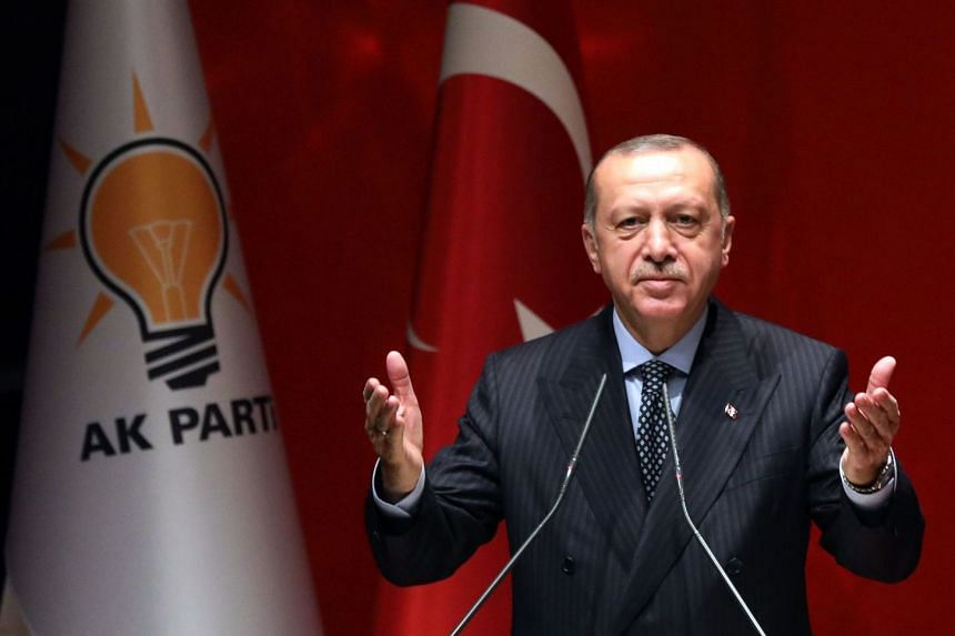 Turkish President Recep Tayyip Erdogan claimed that his new luxury plane from Qatar was a gift and not a purchase.