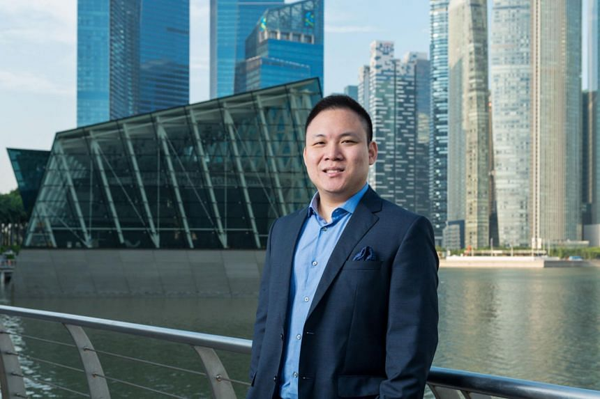 """Mr Cheo Ming Shen claimed that he had """"no choice"""" but to resign from Netccentric and that his co-founder had engineered his resignation."""