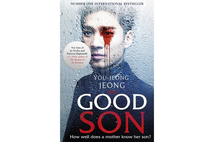 The Good Son, by Jeong You-jeong. Jeong You-jeong is regarded as one of the top mystery and crime writers in her native South Korea and has even drawn comparisons with United States' Stephen King.
