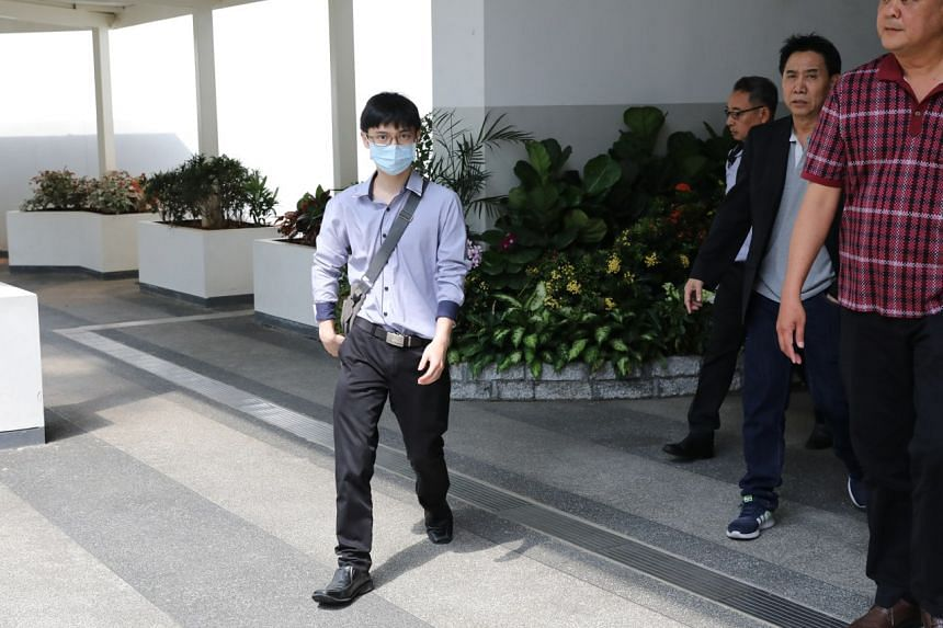 Application engineer Ekawit Tangtrakarn pleaded guilty to an offence under the Enlistment Act after he remained outside Singapore without a valid exit permit for 5½ years.