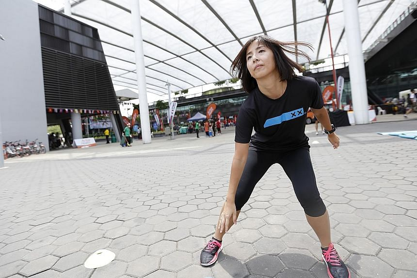 A personalised DNA test kit sold by Imagene Labs. Experts say that such DNA test results will get more accurate as more research is conducted. Yoga instructor and fitness coach Sandy Law used to see herself as a power athlete best suited to sports th