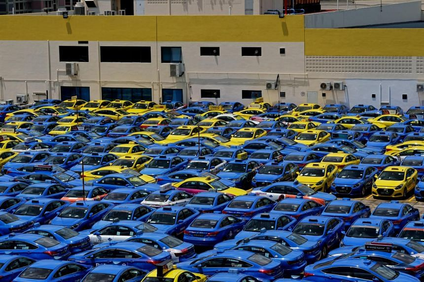 Starting Sept 25, ComfortDelGro cabbies will pay a levy of 3.9 per cent for each booking that costs over $12, and no levy for bookings that are under $12.