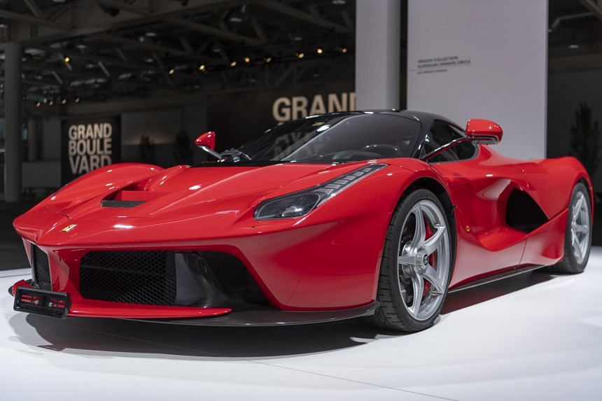Ferrari Says Most Of Its Cars Will Be Hybrid By Europe News - Sports car shows near me