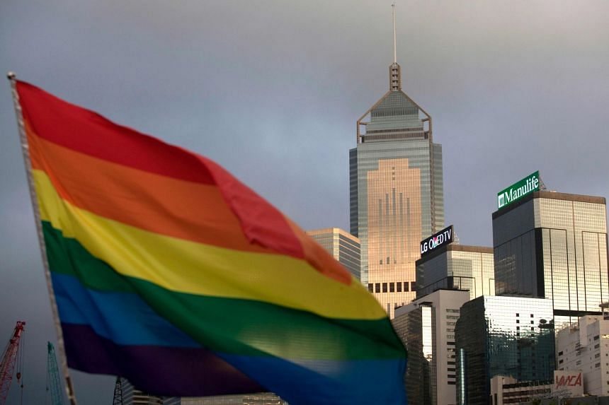 The policy revision includes same-sex civil partnerships, same-sex civil unions, same-sex marriage, opposite-sex civil partnerships or opposite-sex civil unions entered into outside Hong Kong.