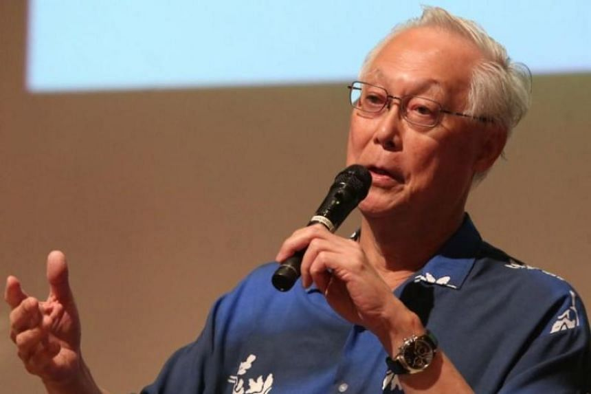 Emeritus Senior Minister Goh Chok Tong said that since retiring from Cabinet in 2011, he continues to work for Singapore and use his stature to help raise awareness and funds for different groups of disadvantaged Singaporeans.
