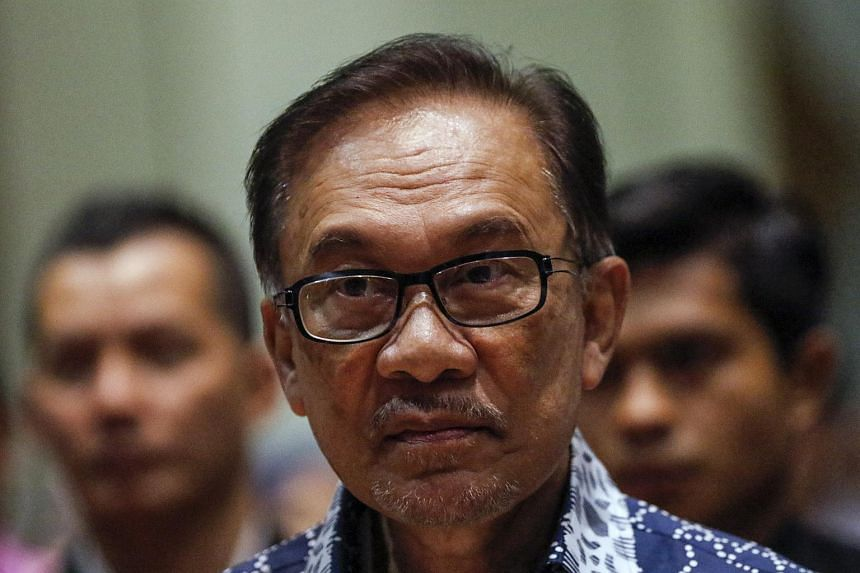 Datuk Seri Anwar Ibrahim, who is contesting for the Port Dickson by-election, is being accused of nepotism.