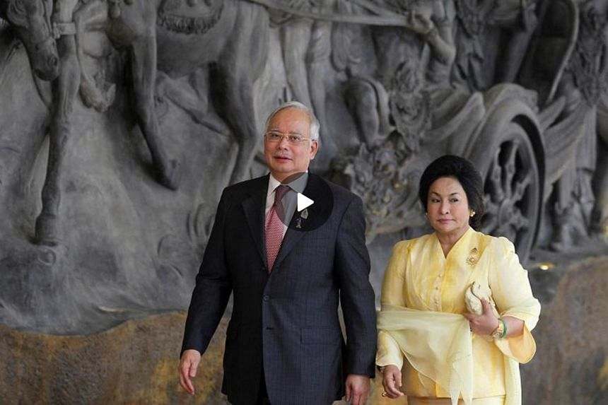 Datin Seri Rosmah Mansor, the wife of former Malaysian premier Najib Razak, was questioned by investigators from the Malaysian Anti-Corruption Commission in June 2018.