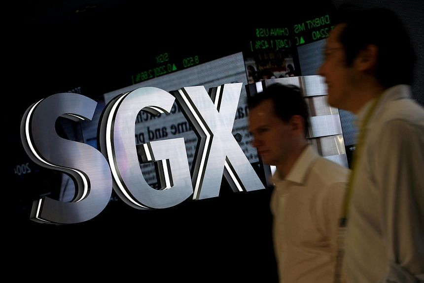 Follow-on offerings in Singapore stock exchanges raised US$3.3 billion in proceeds so far this year, up 130.3 per cent from a year ago.