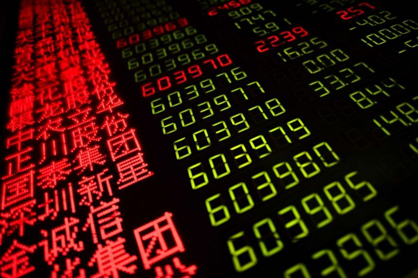 Asian shares and US stock futures fell after US President Donald Trump announced upcoming tariffs on an additional US$200 billion worth of Chinese imports.