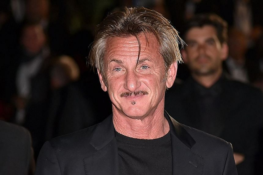 "Sean Penn said he had doubts about the #MeToo movement that he described as ""really a series of many individual accusers, victims, accusations - some of which are unfounded""."