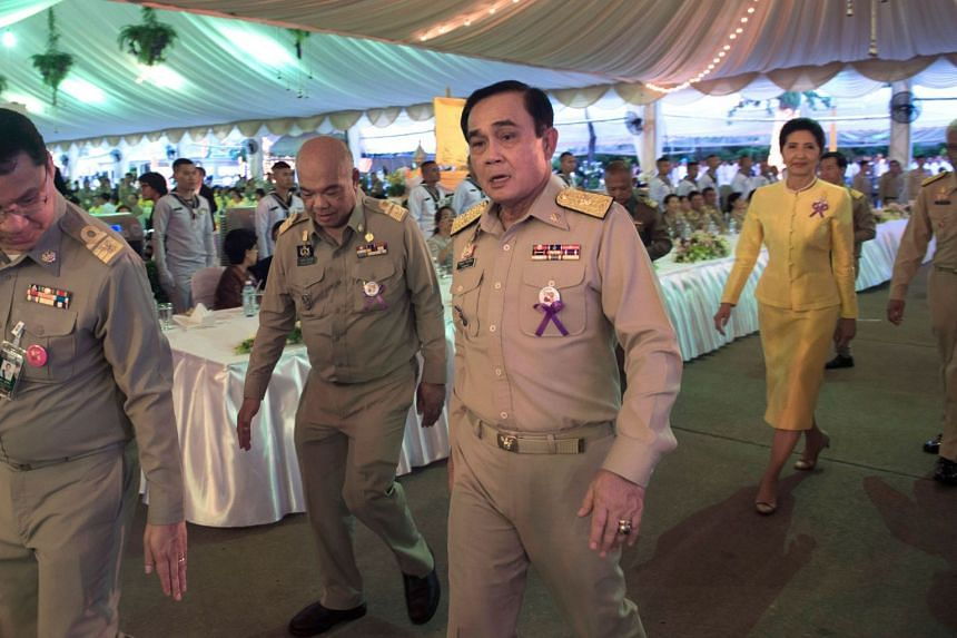 Thai Prime Minister Prayut Chan-o-cha had eased restrictions on political activities so that parties planning to contest the coming general election can begin preparing.
