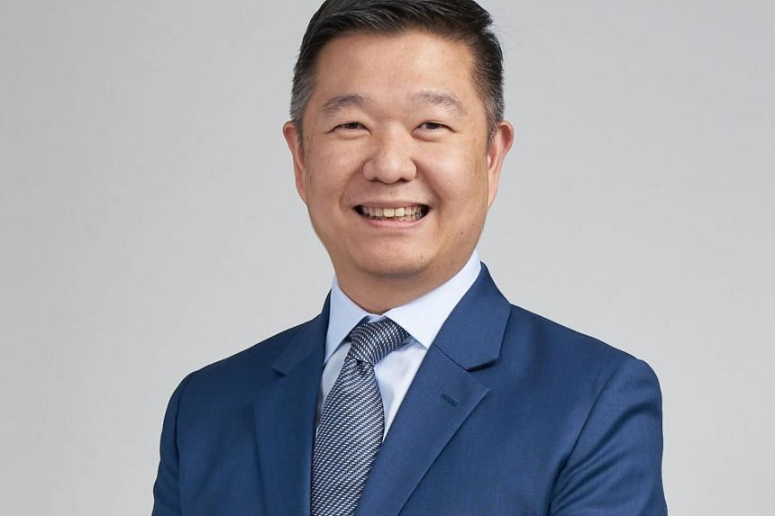 Mr Nicholas Chua, 43, who joined the group in 2002, is the son of the property developer's current chairman and chief executive Chua Thian Poh.