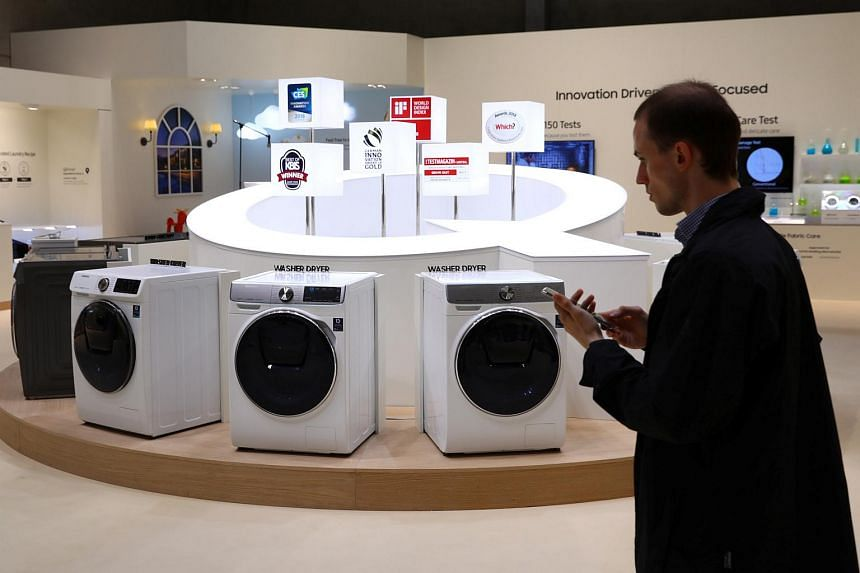 For US consumers, prices of washing machines that were subjected to steep tariffs in January have already risen.