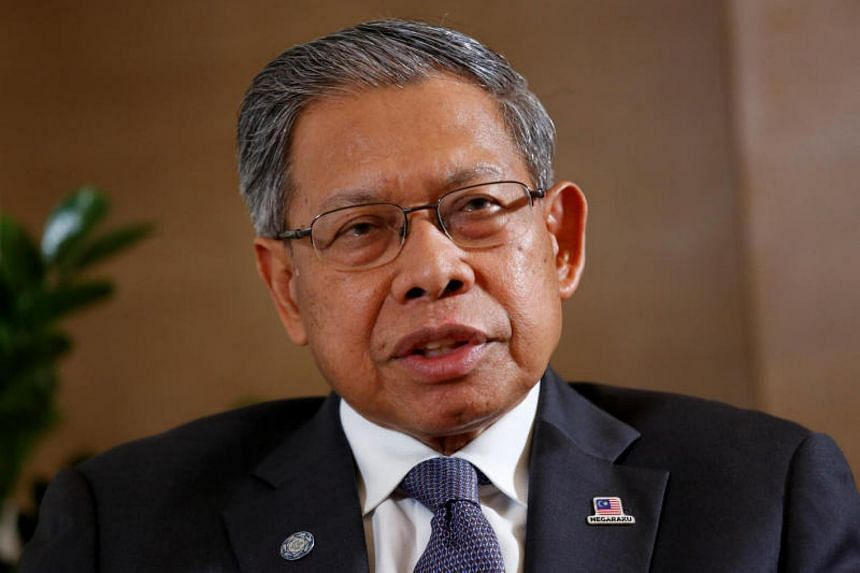 Datuk Seri Mustapa Mohamed, who is an Umno Supreme Council member and MP for Jeli in Kelantan, said that Umno's current direction was the reason behind his departure.