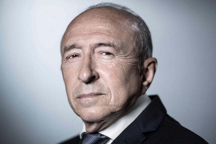 France's Interior Minister Gerard Collomb plans to quit the government to run for mayor of Lyon in 2020.