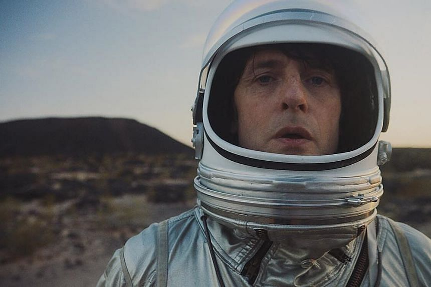 Singer and songwriter Jason Pierce strikes a more positive note in Spiritualized's swan song And Nothing Hurt.