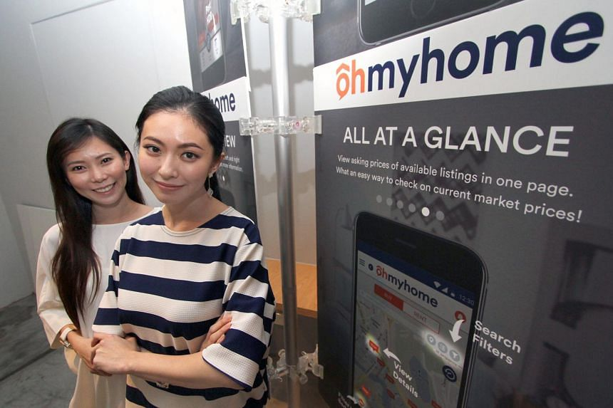 Launched in 2016 by sisters Rhonda Wong and Race Wong, Ohmyhome seeks to simplify how properties in Singapore are being transacted.