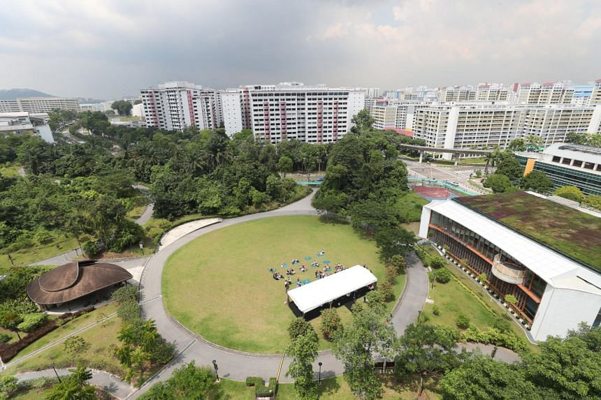 My First Skool on Segar Road is one of nine large childcare centres already operational in Singapore and the second one to be located in a park.