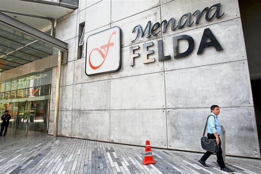 Felda was set up to settle palm oil farmers, who work for the agency, and also has a one-third stake in Felda Global Ventures Bhd, the world's largest crude palm oil producer.