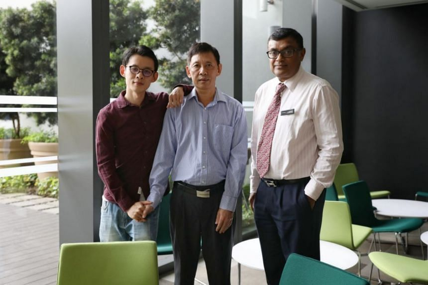 SGH is first in South-east Asia to perform living donor liver
