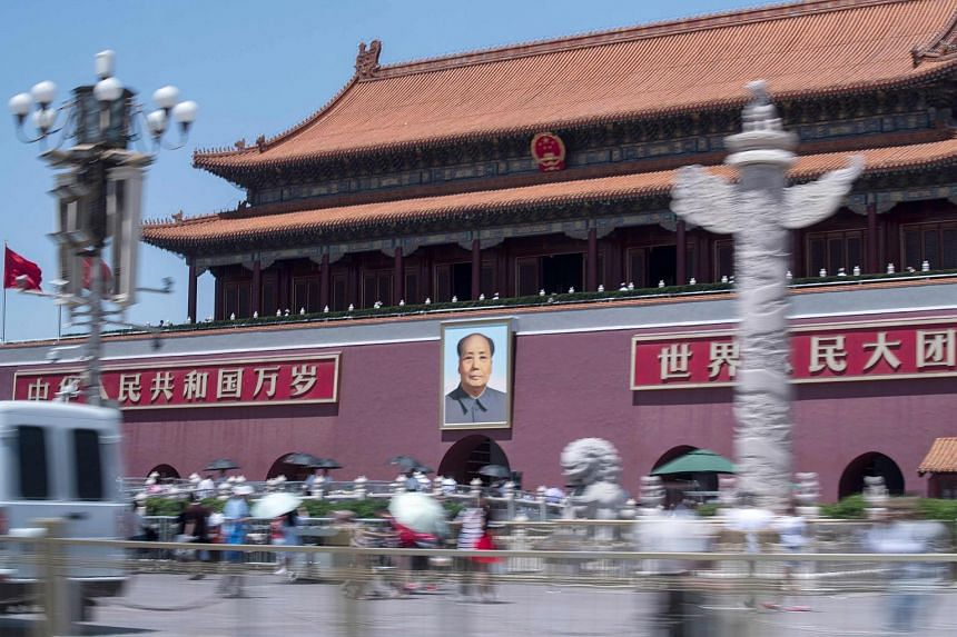 """President Xi Jinping has called for greater """"ideological guidance"""" in Chinese universities and has launched efforts to re-vamp mandatory ideology classes that teach about Marxism, Mao Zedong Thought and Mr Xi's own signature ideology."""