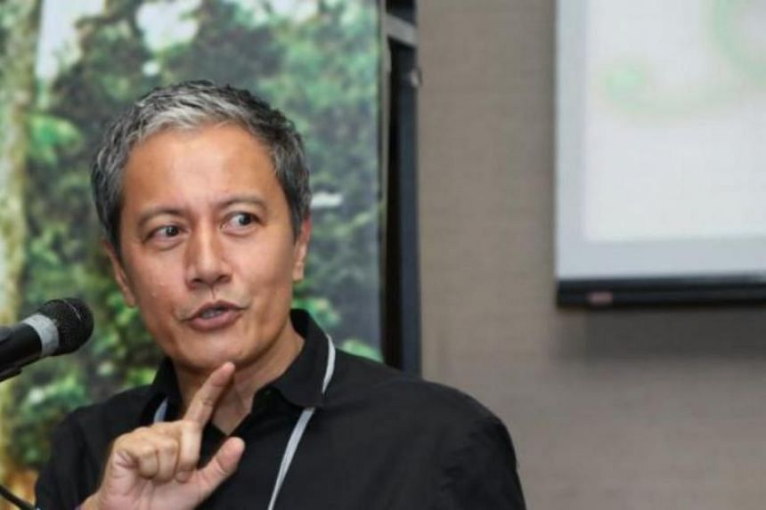 Lawyer Azhar Harun, who has a big online following, studied law at Universiti Malaya and King's College in London.