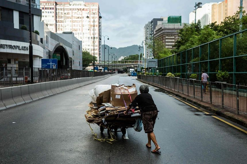 In coming years, many more Hong Kong workers will retire or be approaching retirement age.