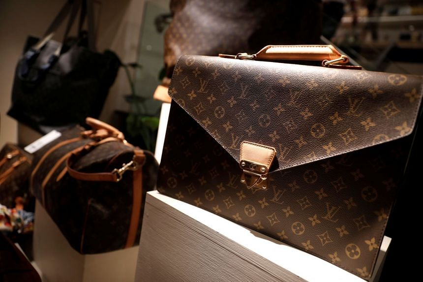 According to data from the Korea Customs Service, government regulators uncovered imitation Louis Vuitton products valued at 183.1 billion won (S$224 million) between 2014 and June this year.