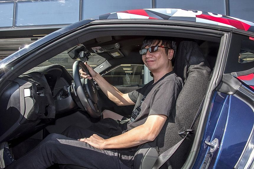 Writer David Ting test-drove the Toyota Supra in Madrid.