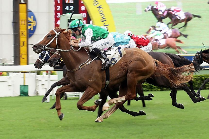 Smart debut winner Pakistan Friend produced the fastest final 400m last time out and it won't take much for him to break through into Class 3 in Race 5 at Sha Tin today.