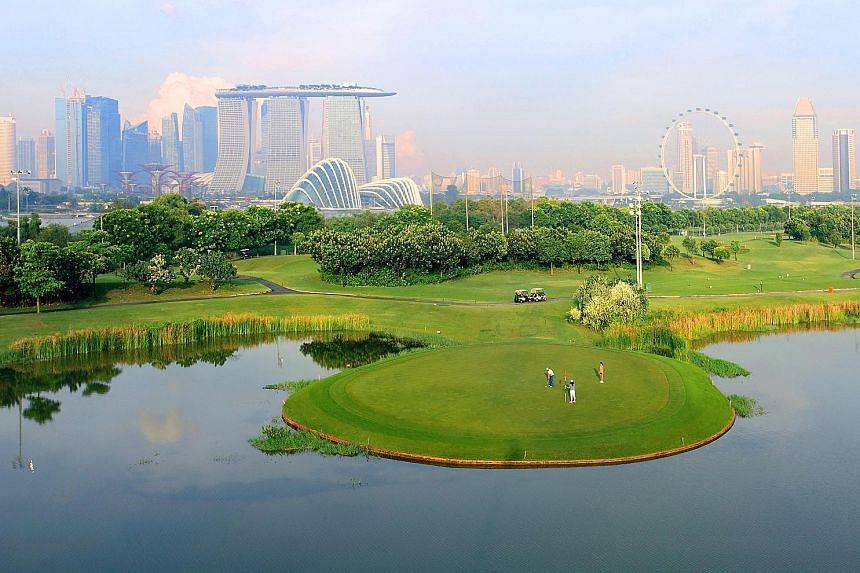 Singapore will have 13 golf courses, public and private, by 2021, down from 22 in 2001. Keppel Club and Marina Bay Golf Club are also due to shut when their leases expire in the next decade.