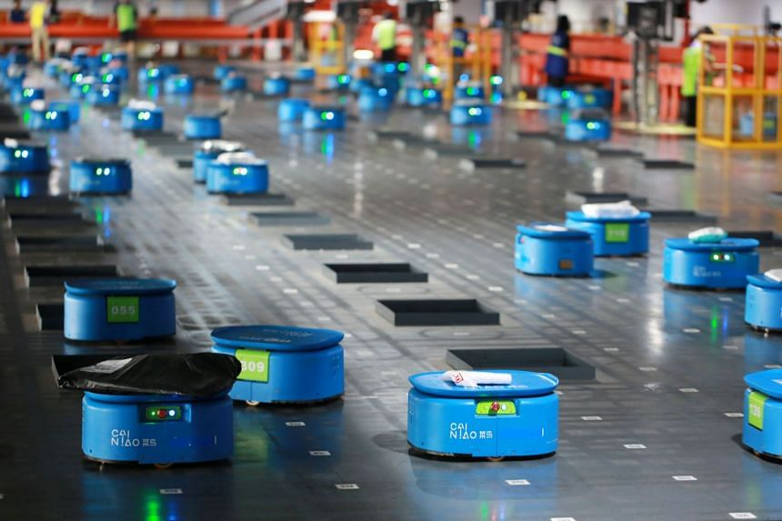 Cainiao said it had detected a suspicious malware infection in some of the parcel scanners used by its logistics partners earlier this year and immediately reported the findings to the police and upgraded its systems.