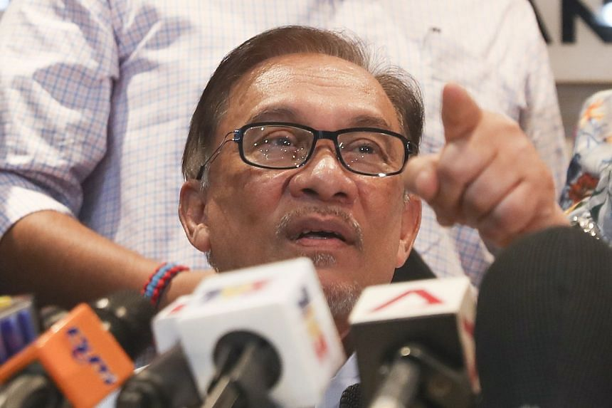 Anwar Ibrahim said Islam, and many other religions, do not sanction same-sex marriages.