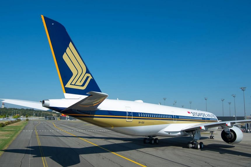 Singapore Airlines' first New York-bound Airbus A350-900ULR arrives