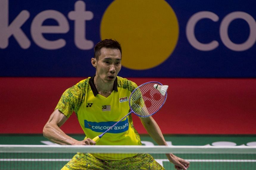 Lee Chong Wei is currently in Taiwan seeking treatment for early stage nose cancer.