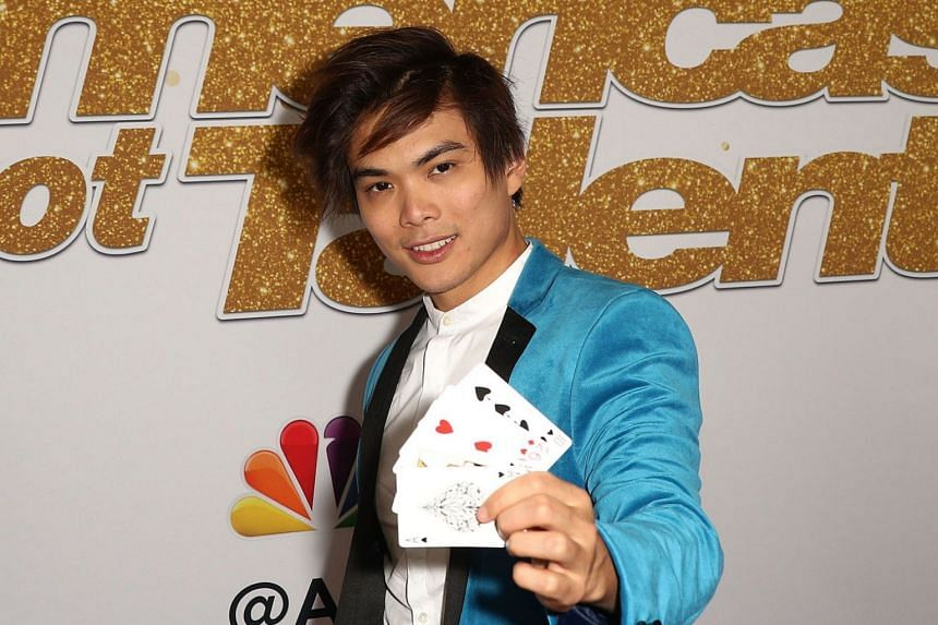 Shin Lim swept the top prize in the 13th season of popular television show America's Got Talent.