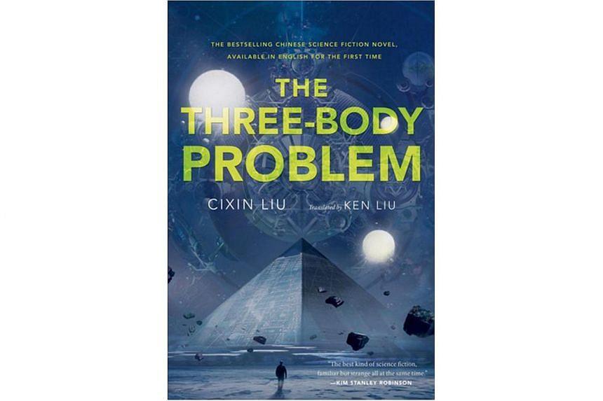 The Three-Body Problem written by Liu Cixin.